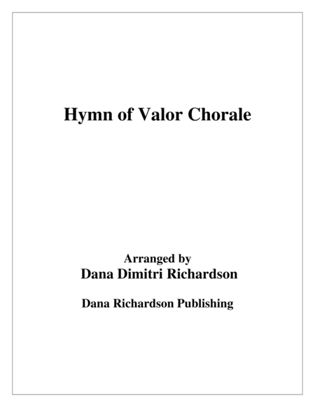 Hymn of Valor Chorale
