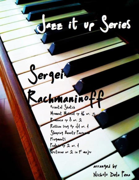 Jazz it Up Sergei Rachmaninoff