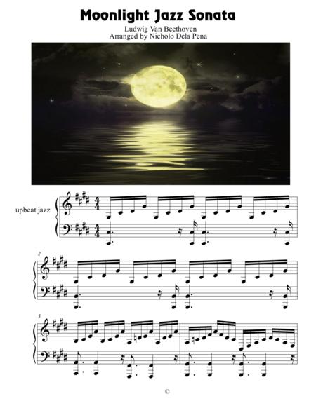 Moonlight Jazz Sonata