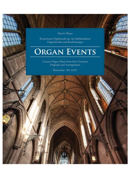 Organ Events (Originals and Arrangements)