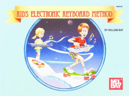 Kid's Electronic Keyboard Method