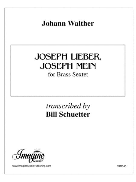 Joseph Lieber, Joseph Mein
