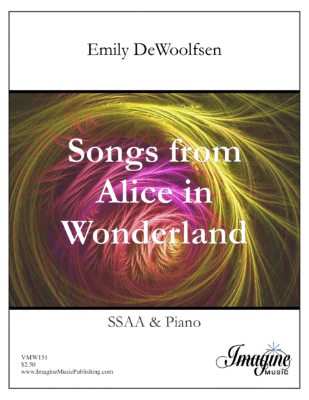 Songs from Alice in Wonderland