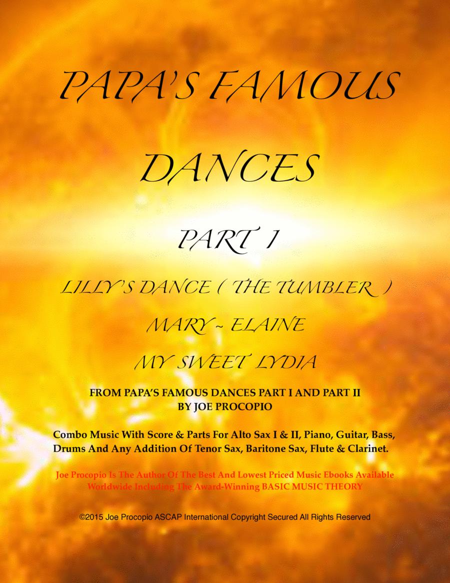 PAPA'S FAMOUS DANCES PART 1