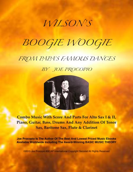 WILSON'S BOOGIE WOOGIE