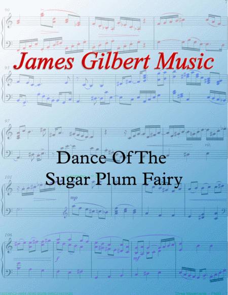 Dance Of The Sugar Plum Fairy (Tchaikovsky)
