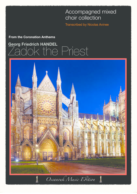 Zadok the Priest Coronation anthem