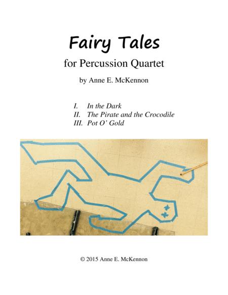 Fairy Tales for Percussion Quartet