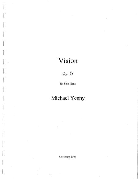 Vision, op. 68