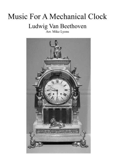 Music For A Mechanical Clock - Beethoven (Brass trio)