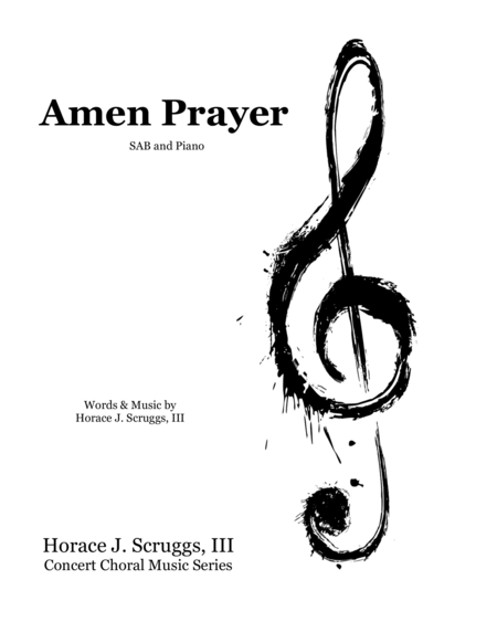 Amen Prayer