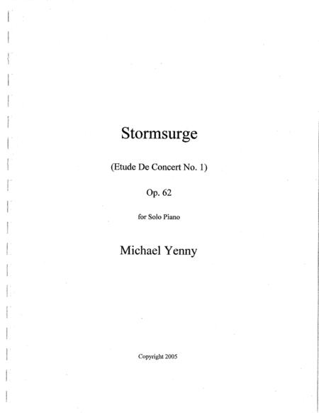 Stormsurge, op. 62