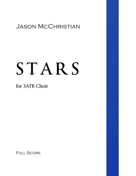 Stars - for SATB Choir
