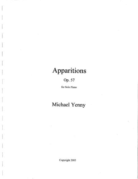 Apparitions, op. 57