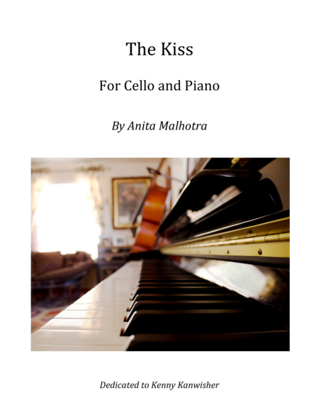 The Kiss (for Cello and Piano)