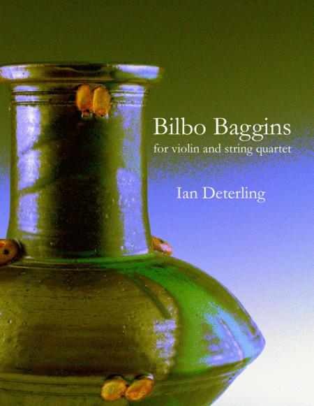Bilbo Baggins for Violin and String Quartet