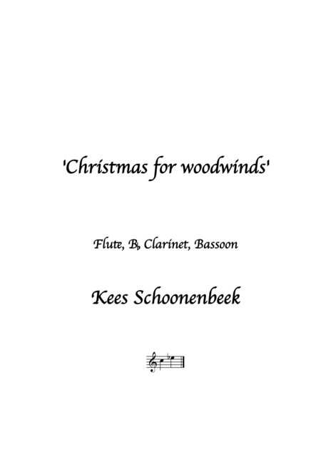 Christmas for Woodwinds