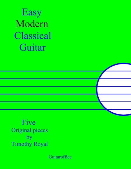 Easy Modern Classical Guitar