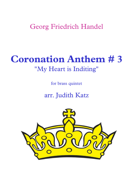 Coronation Anthem #3 -