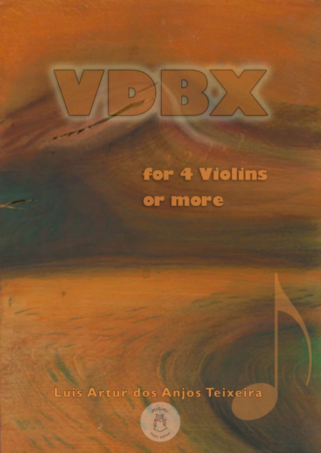 vdbx for 4 Violins or More