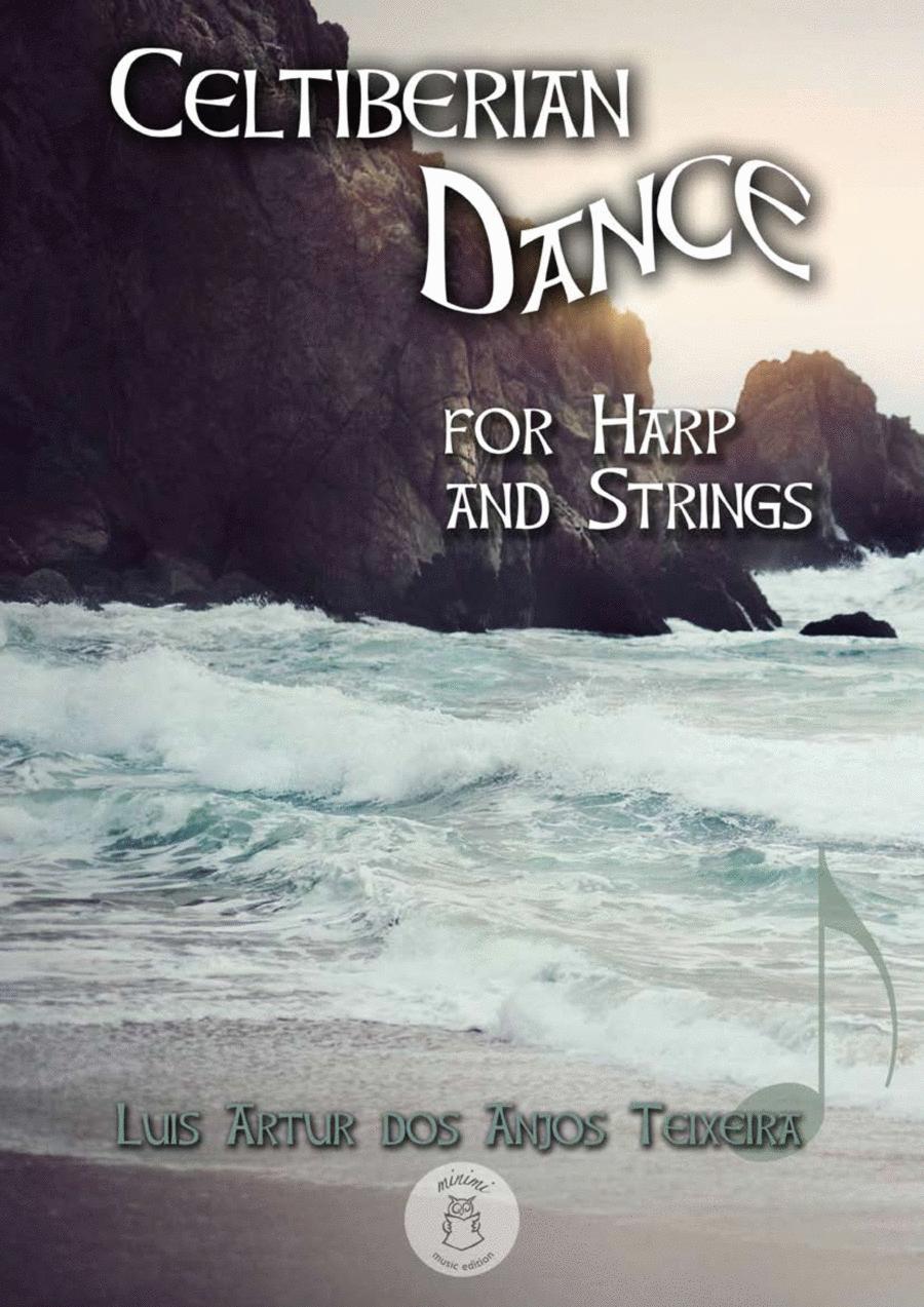 Celtiberian Dance for Harp and Strings