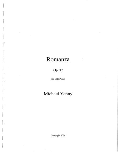 Romanza, op. 37