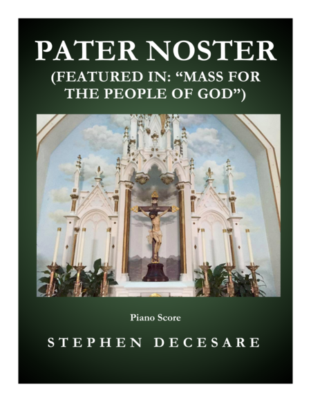 Pater Noster (from
