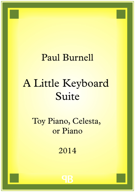 A Little Keyboard Suite