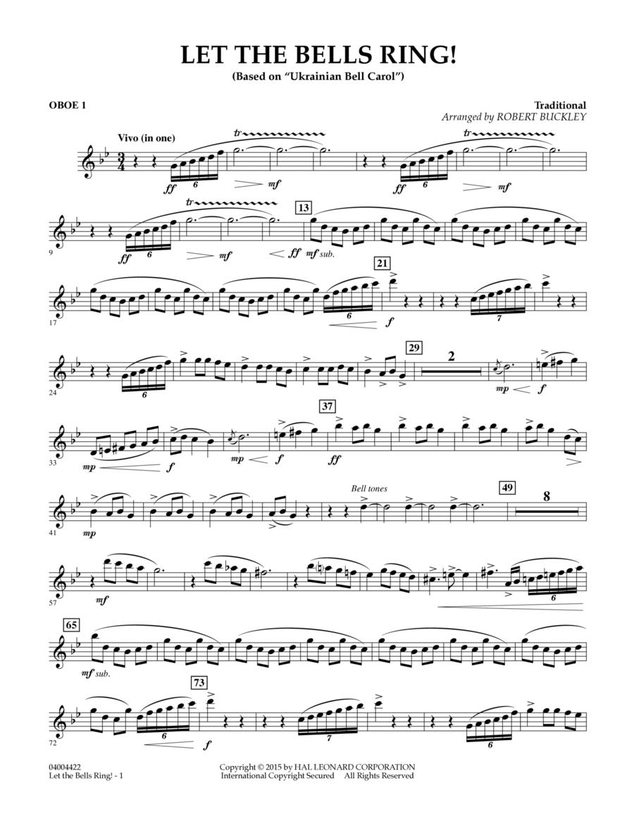 Let the Bells Ring! - Oboe 1