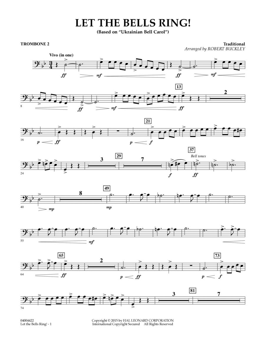Let the Bells Ring! - Trombone 2