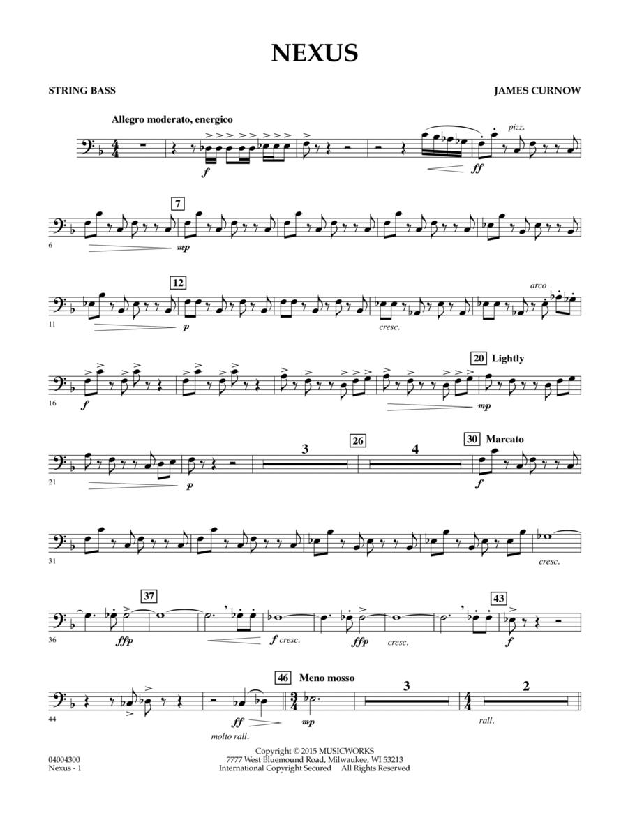 Nexus - String Bass