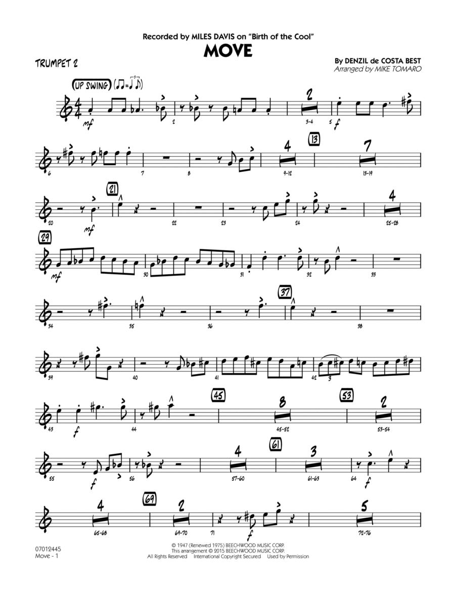 Move - Trumpet 2