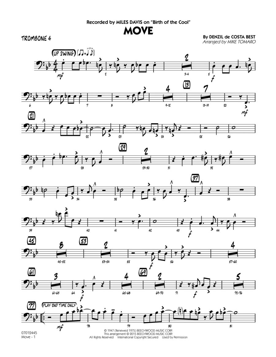 Move - Trombone 4
