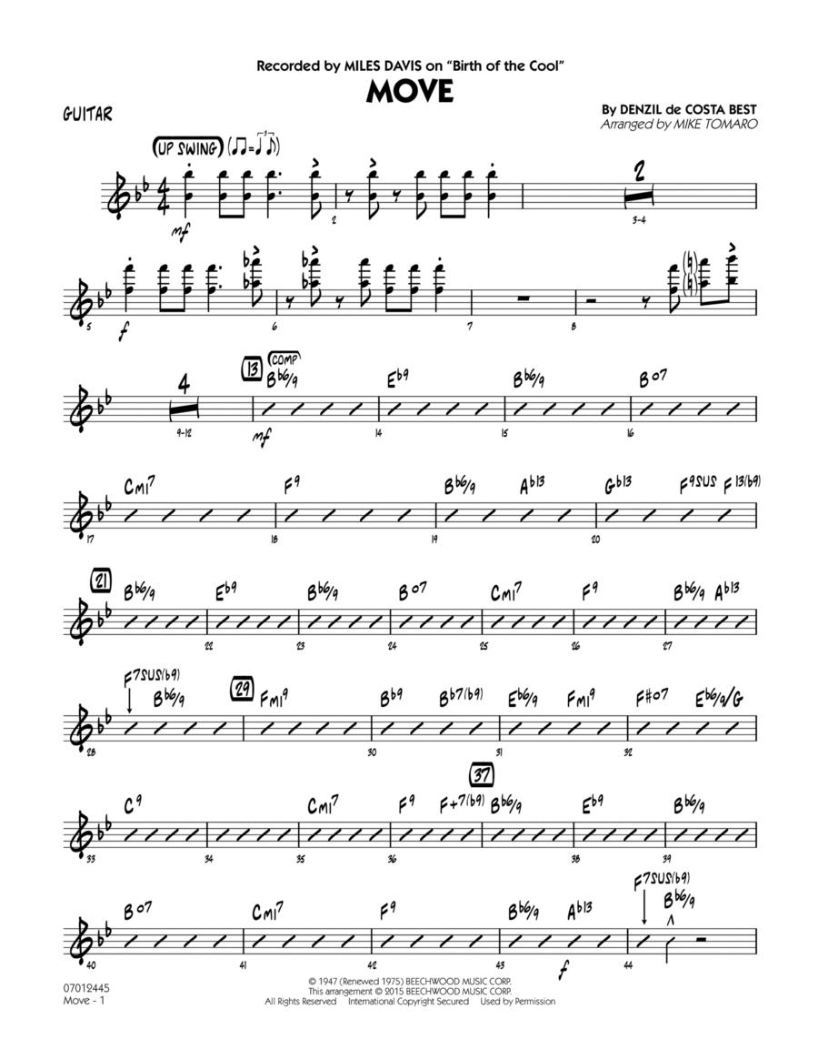 Move - Guitar