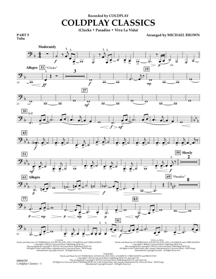 Coldplay Classics - Pt.5 - Tuba