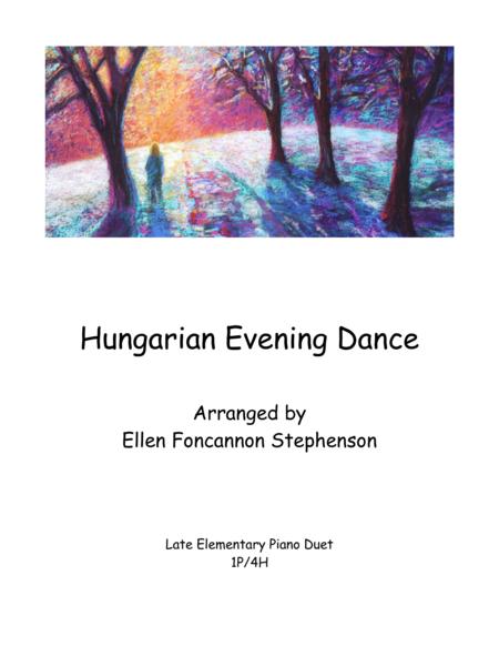 Hungarian Evening Dance Duet