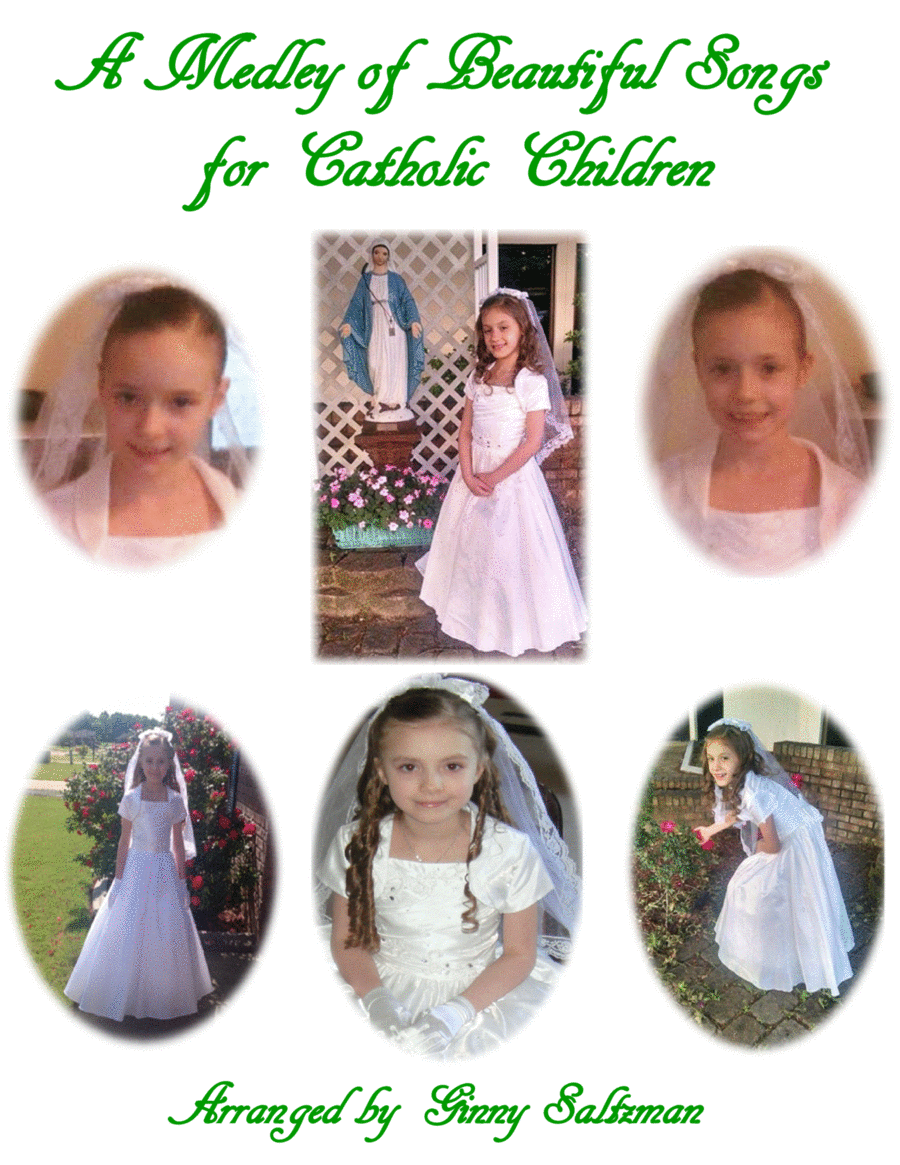 A Medley of Beautiful Songs for Catholic Children