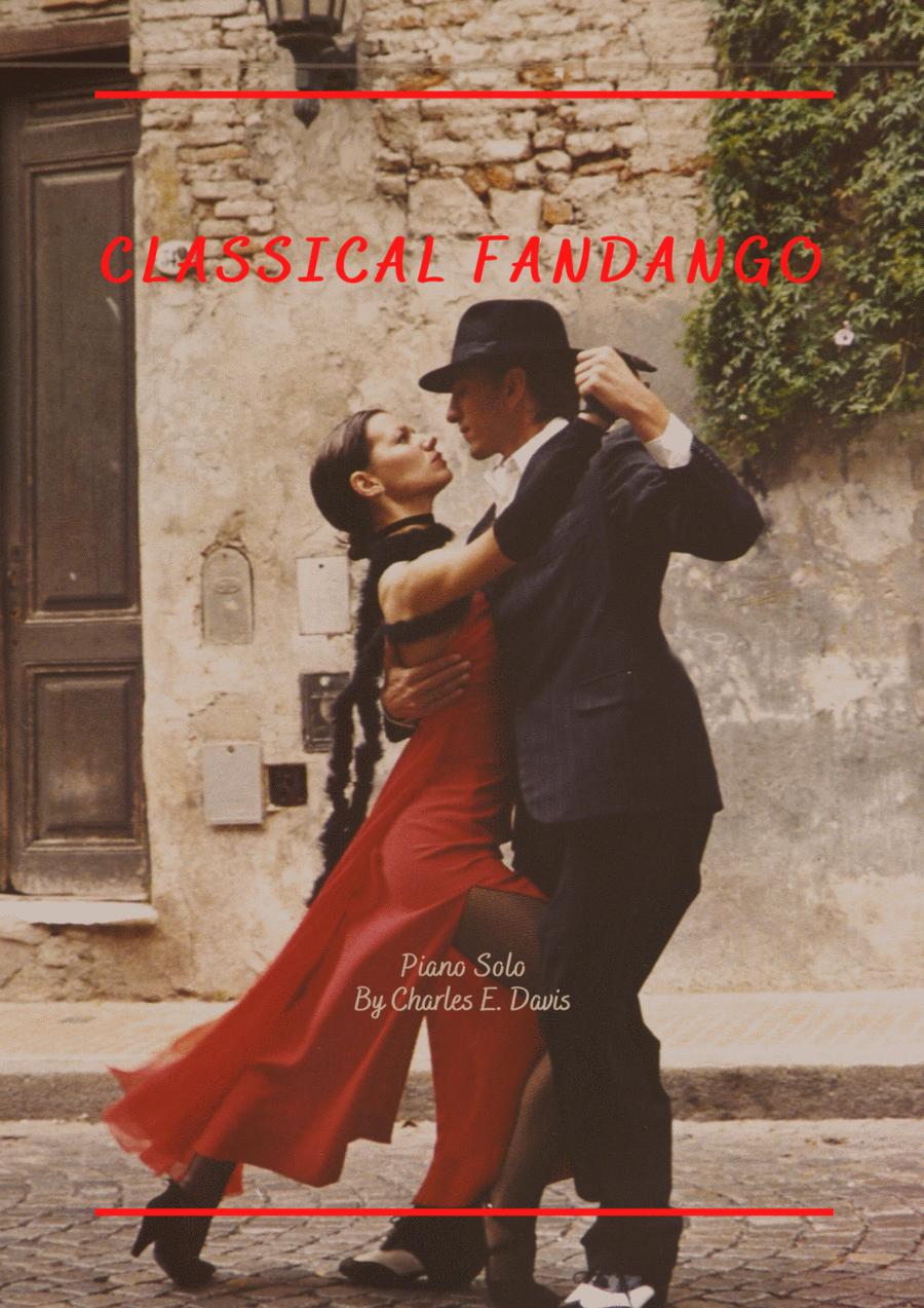 Classical Fandango - Piano Solo