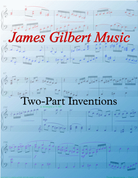 Two-Part Inventions (Complete)