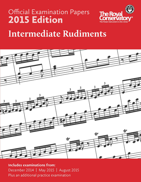 Official Examination Papers: Intermediate Rudiments