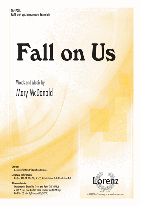 Fall On Us