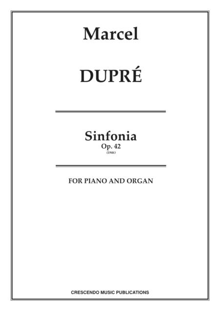 Sinfonia, Op. 42