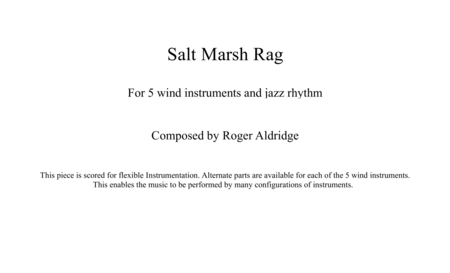 Salt Marsh Rag