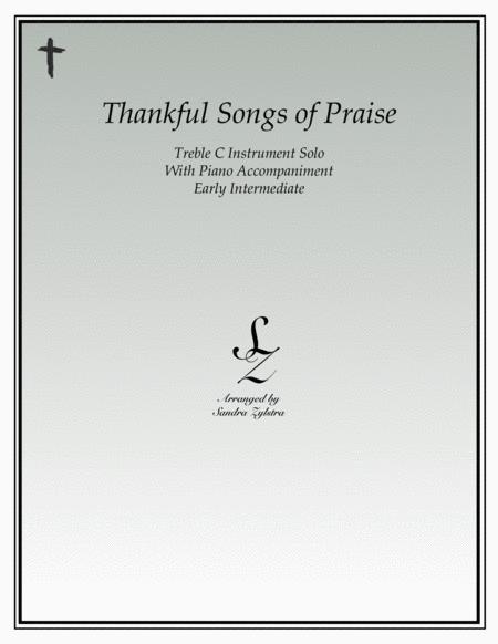 Thankful Songs of Praise