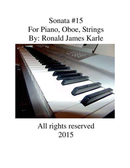 Sonata #15 by: Ronald James Karle