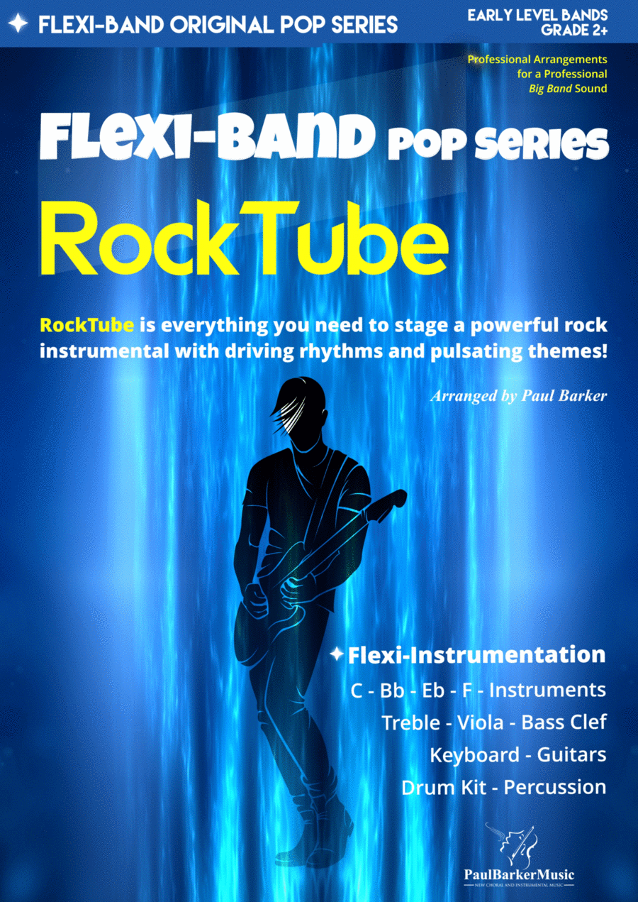 Rock-Tube (Flexi-Band Score & Parts)