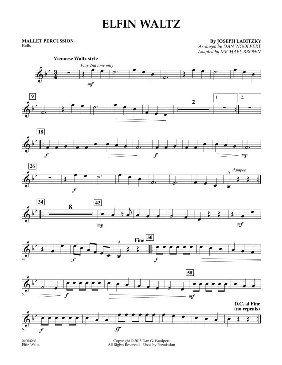 Elfin Waltz - Mallet Percussion