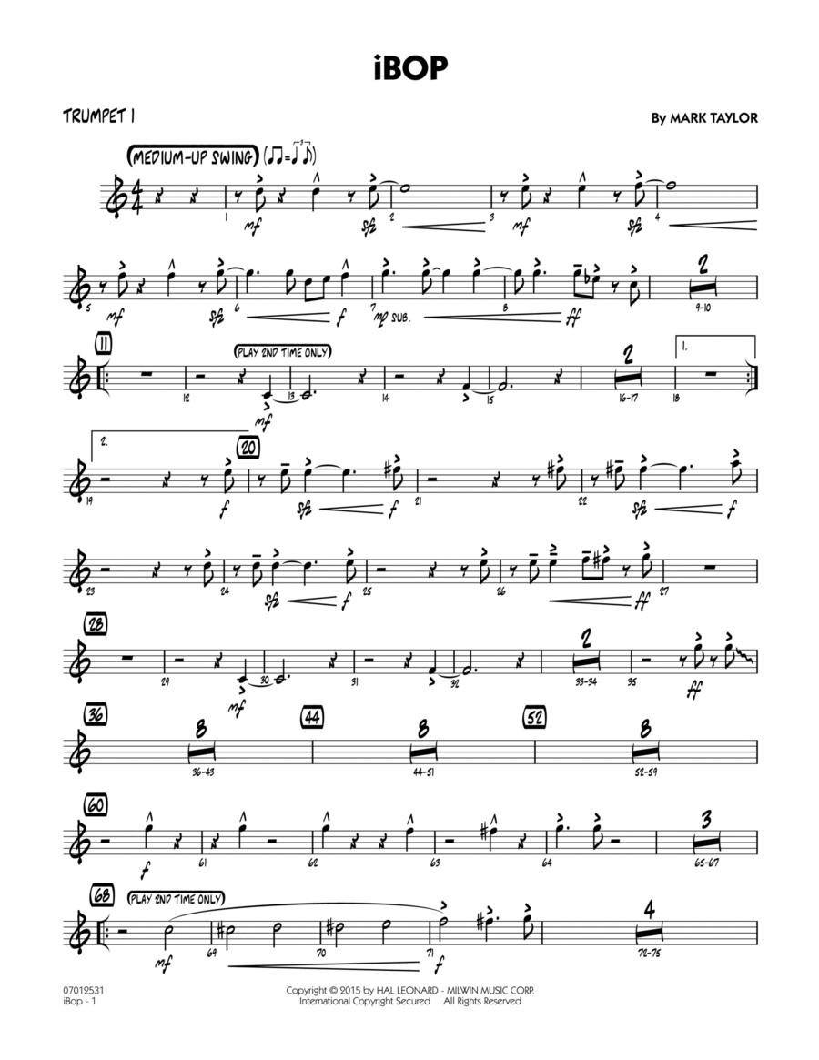 iBop - Trumpet 1