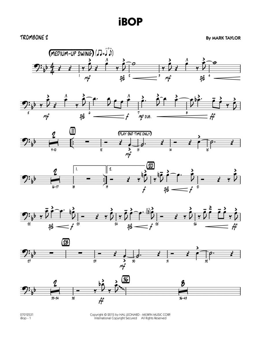 iBop - Trombone 2