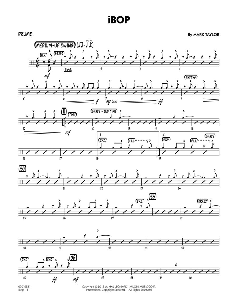 iBop - Drums